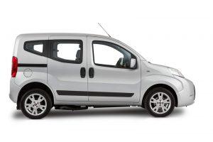 Fiat Qubo UpFront
