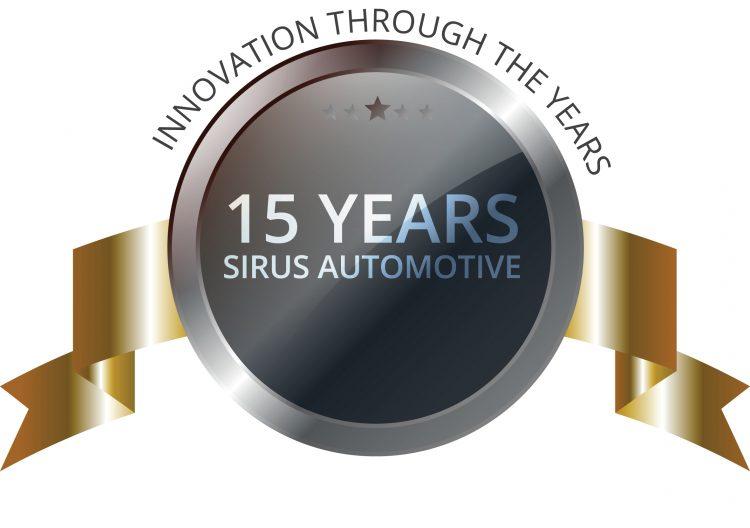 sirus 15 year anniversary