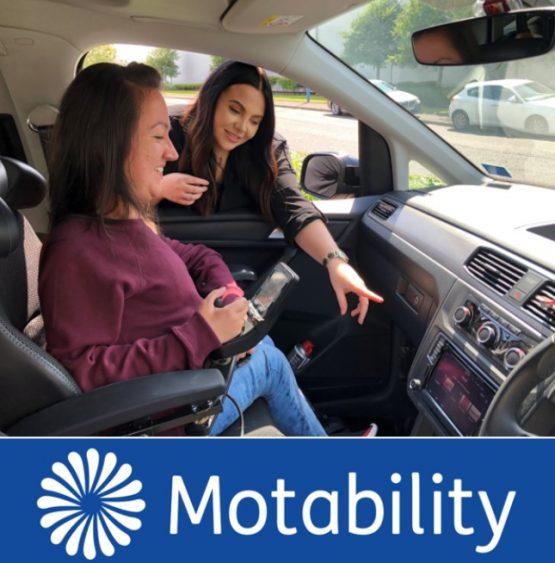 motability grants