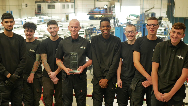 sirus automotive apprentice scheme west midlands