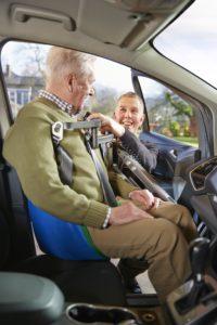 milford autochair person hoist