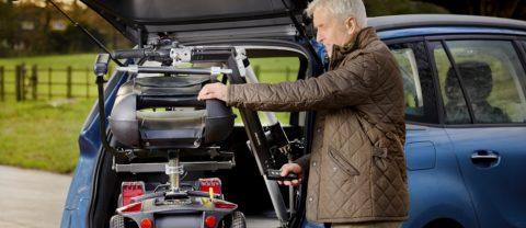 Motability car adaptations