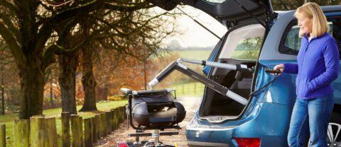 wheelchair hoist for cars