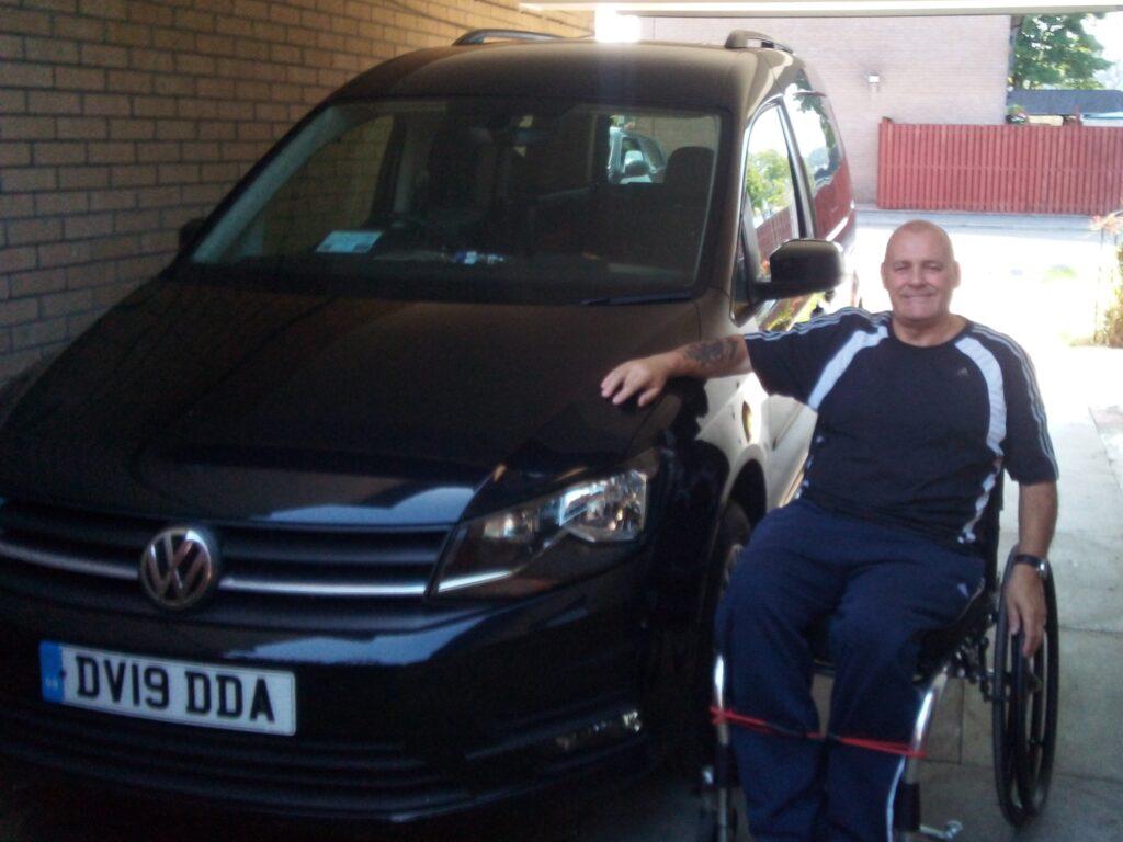 disability car